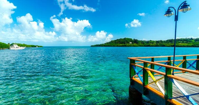 COLÔMBIA: Linda Ilha de SAN ANDRES c/ 5 Nts ALL INCLUSIVE