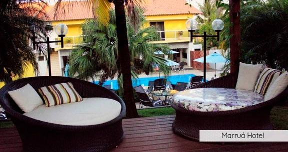 BONITO 4*: Aéreo + 4 Nts no MARRUÁ HOTEL + Gruta + Carro