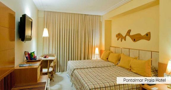 NATAL! Aéreo + 5 Nts em Hotel 4* em Ponta Negra + Seguro