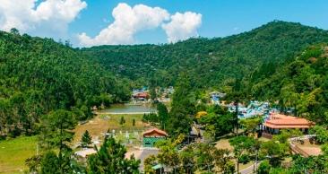 Eco Park HOTEL FAZENDA: 2 Nts p/ CASAL + Meia Pensão