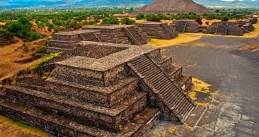 CIDADE DO MÉXICO + GUANAJUATO: 6 Nts c/ Teotihuacán e +