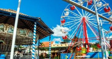POÇOS DE CALDAS com ALL INCLUSIVE + Parque Walter World!