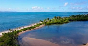 Península de MARAÚ: Aéreo + 3 Noites + Café + Traslados
