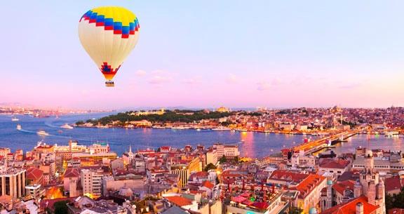 CARNAVAL na TURQUIA! 9 Nts c/ Istambul, Capadócia e mais!