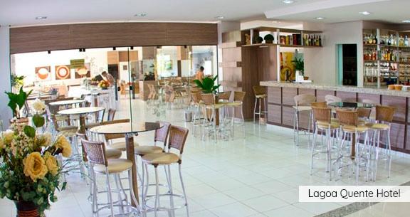 Feriado de SP em CALDAS NOVAS: Aéreo + 3 Noites + Café
