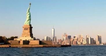 NOVA IORQUE: Aéreo + 5 Noites + Seguro em 6X SEM JUROS