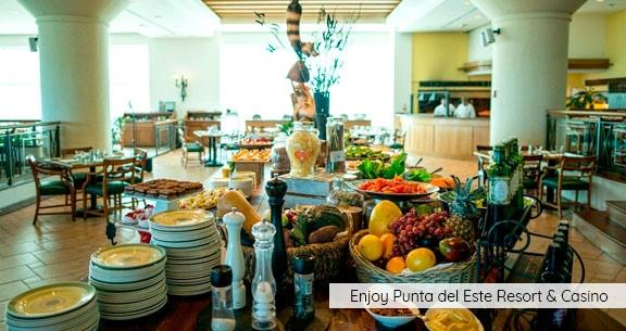 RESORT CASSINO 5* em PUNTA DEL ESTE com Café da Manhã!!