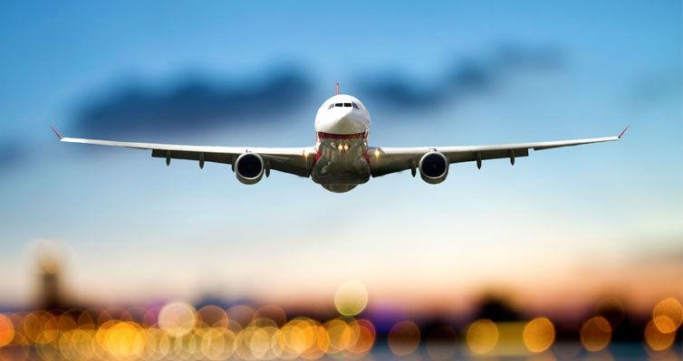 PROMOÇÃO de Passagem Aérea Ida e Volta