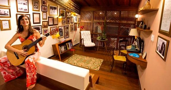 Poesias de ITAPUÃ: Casa de VINICIUS DE MORAES + Visitação