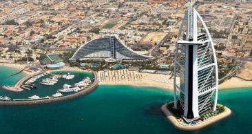 CARNAVAL: 11 Nts DUBAI + Cruzeiro ALL INCLUSIVE