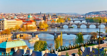 CARNAVAL na Europa: PRAGA, BUDAPESTE, ESLOVÁQUIA e VIENA.