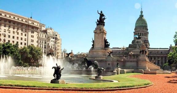 PÁSCOA em BUENOS AIRES: Aéreo + Hotel e Seguro