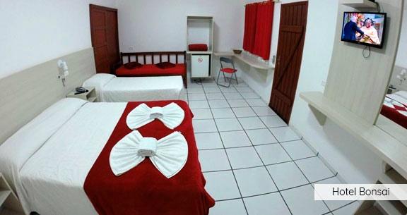 3 Nts: BONITO com data garantida: Aéreo + Hotel + Café