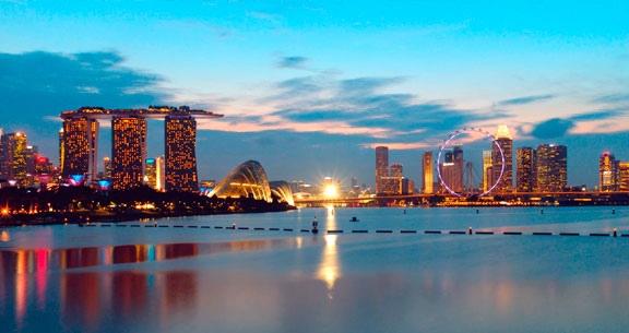 11 Noites: SINGAPURA + Cruzeiro pela TAILÂNDIA e MALÁSIA