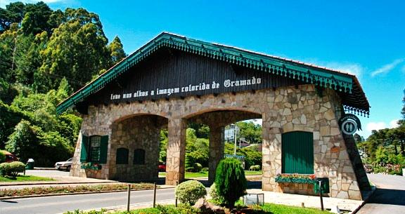 Serra Gaúcha com Pisa da Uva em Bento Gonçalves