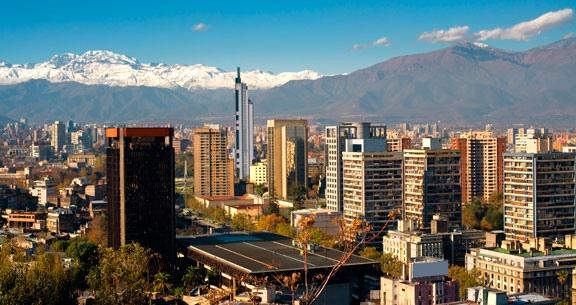 FÉRIAS DE JULHO em SANTIAGO DO CHILE: Aéreo + 4 Noites