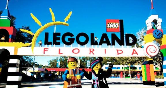 13 Noites: Orlando + Miami com UNIVERSAL e LEGOLAND!!!