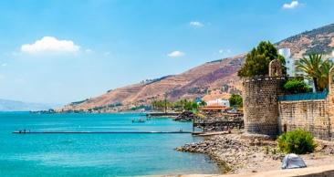 10 NOITES: ISRAEL com MAR MORTO + Galiléia + Jordânia