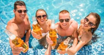 CANCUN SPRING BREAK: A MAIOR FESTA + 6 Nts ALL INCLUSIVE