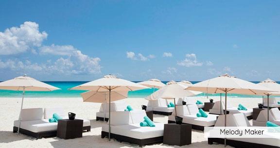 SPRING BREAK Cancun LUXO: Melody Maker + ALL INCLUSIVE