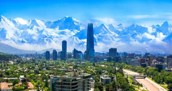 SANTIAGO DO CHILE: Aéreo + 3 Noites c/ Café + CITY TOUR