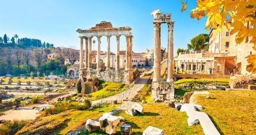 EURO EXPRESS: De Roma à Madri em 13 Noites c/ PASSEIOS
