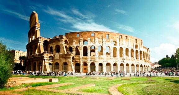 11 Noites: Roma + NOVO MSC GRANDIOSA pelo MEDITERRÂNEO