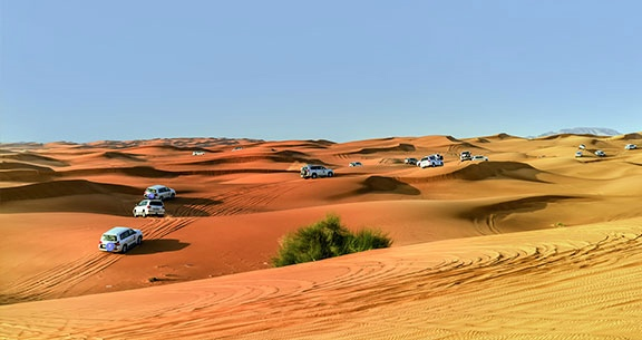 DUBAI COMPLETO: 7 Noites + City Tour e SAFARI no Deserto!!