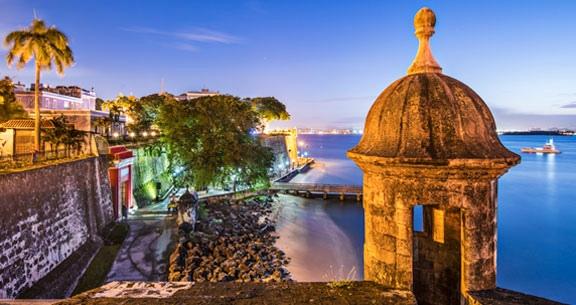 10 Noites: SAN JUAN + Cruzeiro Royal pelo SUL DO CARIBE