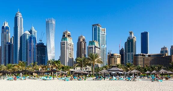Cruzeiro nos EMIRADOS ÁRABES + Luxuosa DUBAI em 10 Noites