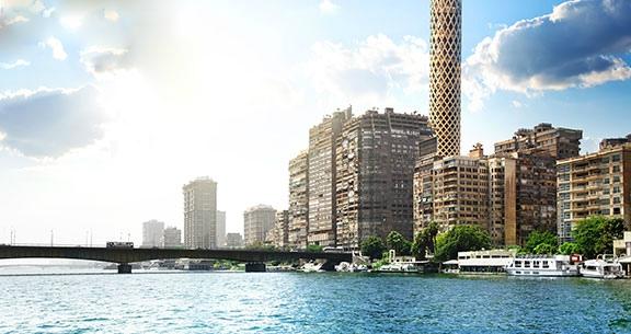 EGITO 6 Noites: CAIRO em Hotel 4* + Cruzeiro pelo NILO