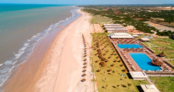 VILA GALÉ TOUROS: 4 Noites em Resort ALL INCLUSIVE