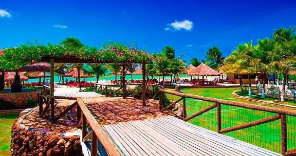 5 Noites em NATAL com Praia de MARACAJAÚ + Manoa Park