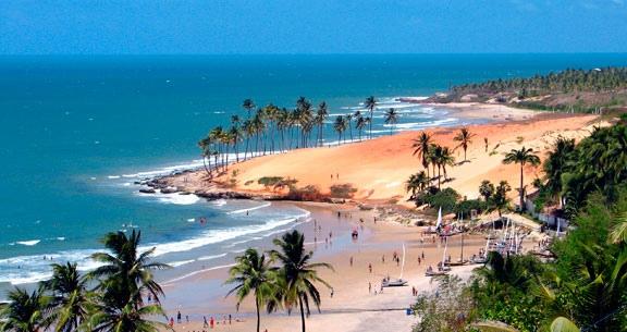 FORTALEZA: AÉREO + Hotel 4 ESTRELAS a Beira MAR + CUMBUCO