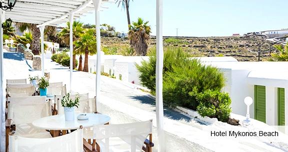 Grécia Encantadora: 7 Nts por ATENAS, MYKONOS e SANTORINI
