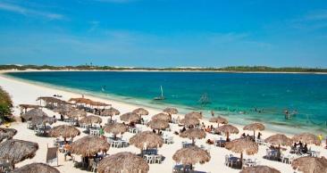 7 nts: FORTALEZA + JERICOACORA c/ Café + Praia de Cumbuco
