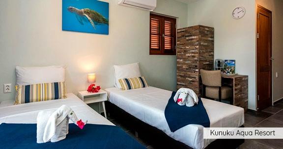 CURAÇAO ALL INCLUSIVE: Aéreo + 6 Noites em Resort TOP!!!