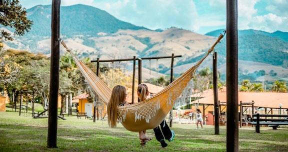 HOTEL FAZENDA  p/ CASAL + Pensão Completa +Criança GRÁTIS