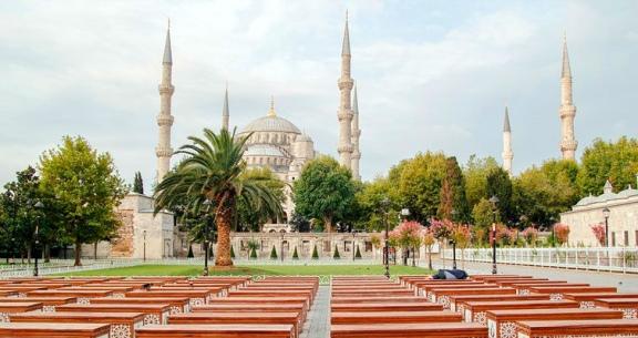 FÉRIAS na TURQUIA: 10 Noites de Istambul à Kusadasi e +