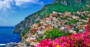 COMPLETO:Roma + Nápoles + Sorrento + Costa Amalfitana e +