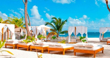 PUNTA CANA: Hotel 5 ESTRELAS com ALL INCLUSIVE + OPEN