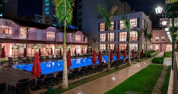 RIO Tradição & Boêmia: HOTEL VILA GALÉ 4* + Passeios!!!