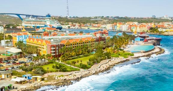 CURAÇAO+Cruzeiro ALL INCLUSIVE por Aruba, Cartagena e..