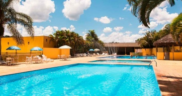 FÉRIAS de JULHO em Resort TOP para Casal + Criança