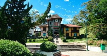 Charmosa Teresópolis: HOTEL LE CANTON 5*+ Pensão Completa