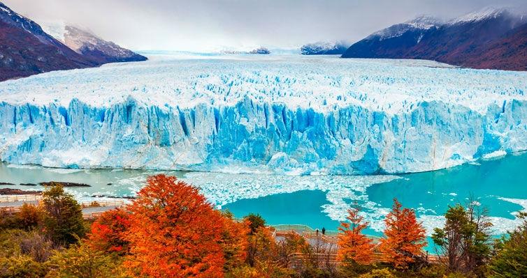 PATAGÔNIA ARGENTINA: Buenos Aires + El Calafate +Ushuaia