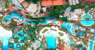 Festival do FOLCLORE com Resort p/ CASAL + Criança GRÁTIS