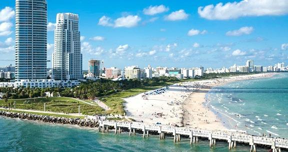 Miami & Orlando + Cruzeiro passando por FLÓRIDA + BAHAMAS