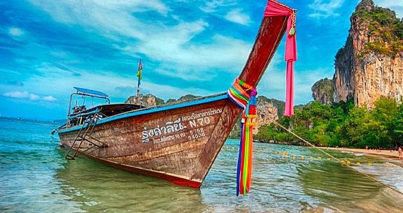 MARAVILHAS da TAILÂNDIA: Bangkok, Krabi e Chiang Mai!!!