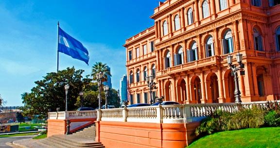PÉROLAS AMÉRICA DO SUL:  7Nts em BUENOS AIRES + BARILOCHE